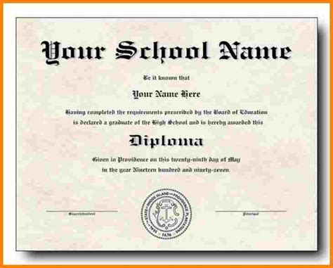 great high diploma templates images gt gt homeschool diploma