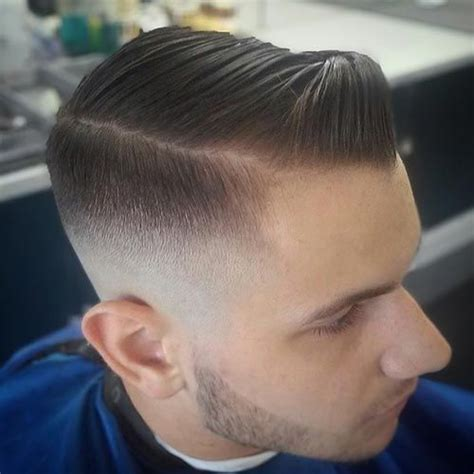 slick bsck hairstyle crown balding latest hairstyles pompadour and beards on pinterest
