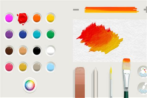 7 Drawing Apps by Microsoft S Fresh Paint Drawing App Overhauled For Windows