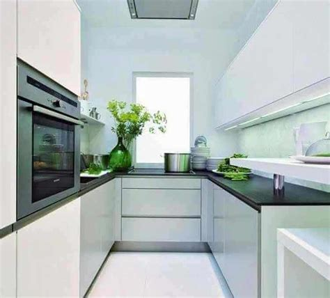 Galley Bathroom Design Ideas by 25 Cocinas Modernas Peque 241 As Dise 241 O Y Decoracion