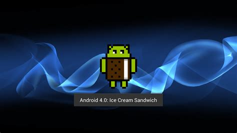 android sandwich settings what are the android 4 0 x sandwich easter eggs android enthusiasts