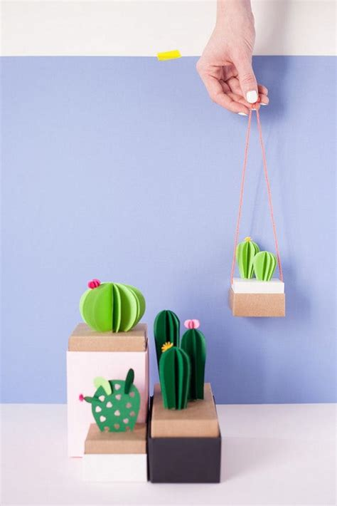 diy paper 16 diy paper plants to make your indoor garden a reality