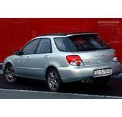 SUBARU Impreza Wagon Specs  2003 2004 2005 Autoevolution