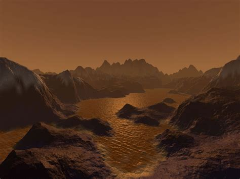 planet saturn surface nasa titan s surface organics surpass reserves on earth