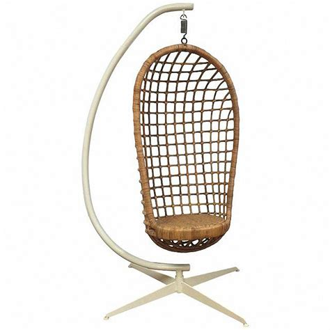 hanging rattan chair what i see a lot on pinterest hanging rattan chairs