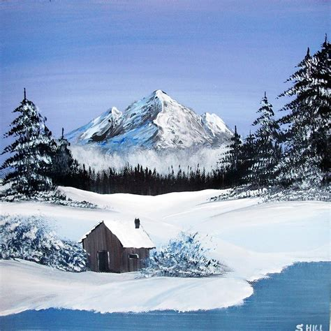 Snowy Cabins by Snowy Cabin By S Hill