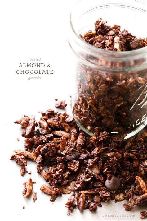 Granolab Muesli Chocolate Besar chocolate chips vanilla yogurt and breakfast dessert on