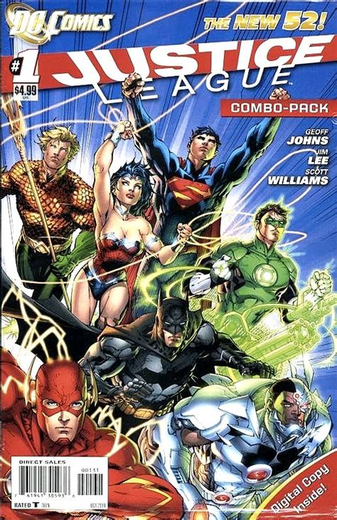 the and the gent league book 1 books 187 comic books worth investing in 4 justice league new 52 1