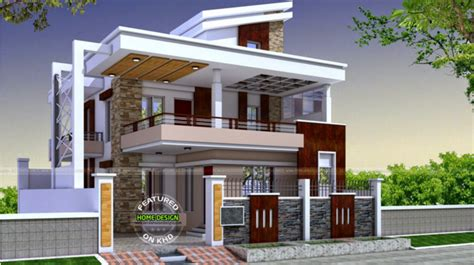 16 awesome house elevation designs kerala home design double storey kerala houses front elevations amazing