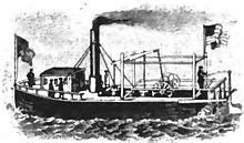 steamboat invention john fitch inventor wikipedia