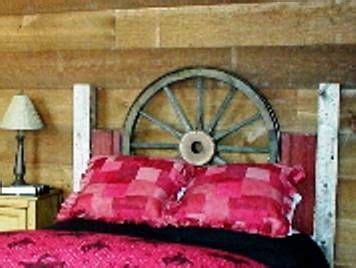 wagon wheel headboard headboard solutions wheels rustic headboards and wagon