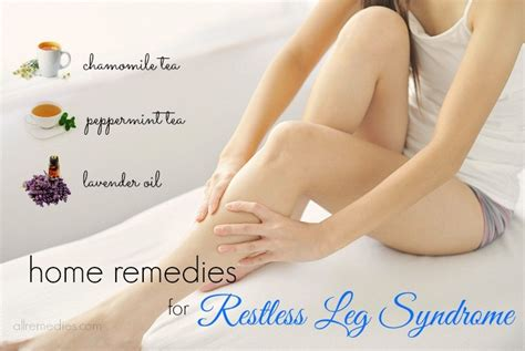 top 15 home remedies for restless leg