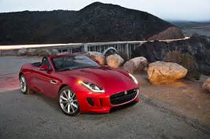 2014 Jaguar F Type V6 S 2014 Jaguar F Type V6 S Roadster Promo Photo 12