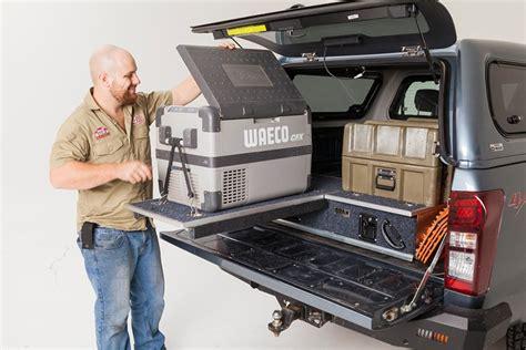 Ute Drawer Systems by Titan Drawer System 1300mm Ute Drawer Custom Installed