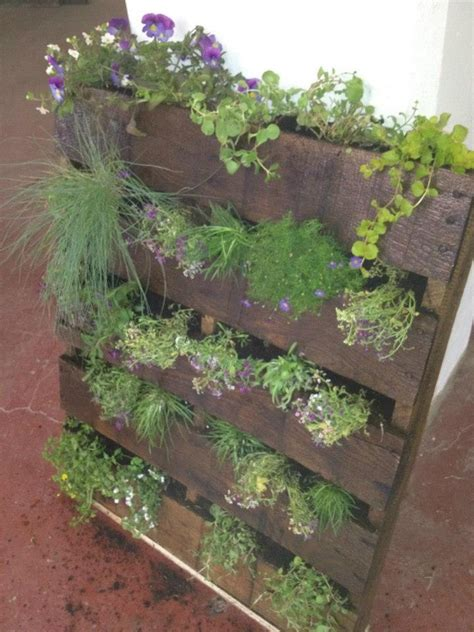 pallet garden container 58 best images about pallet garden ideas on