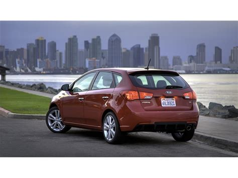 Kia Forte Safety Ratings 2013 2013 Kia Forte Interior U S News World Report