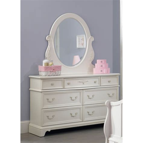 Mirror And Dresser by Fascinating Designs Bedroom Furniture Dresser Mirrors