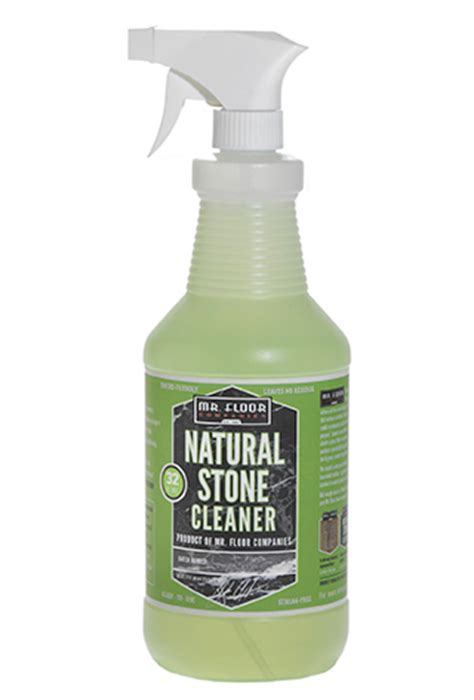 Natural Stone Cleaner   Quart w/Trigger