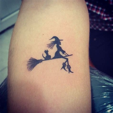 witch tattoo 58 best witch images on ideas