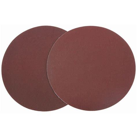 12 In 120 Grit Psa Sanding Discs 2 Pc