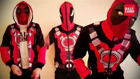 deadpool diy deadpool hoodie not a diy project ft costume prop dali diy diy fyi