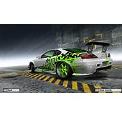 Need For Speed Pro Street Silvia S15 Customization  YouTube