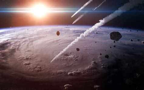 ancient meteor shower did not cause explosion of life in