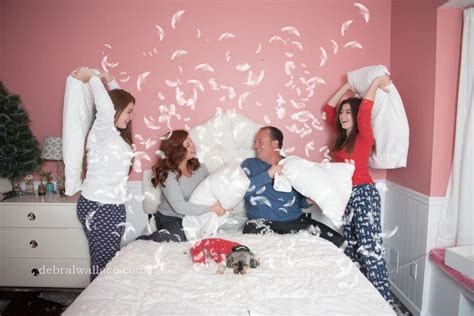 how to a pillow fight pillow fight themed family photography margaret anthony
