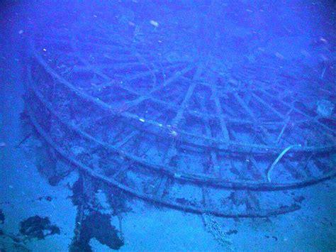 shipwreck location odyssey recovers ss central america shipwreck treasures