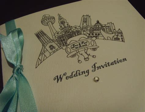wedding invitations liverpool liverpool themed invitations only by