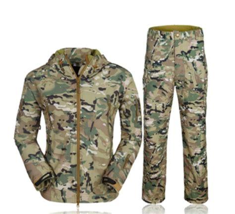 Nania Jaket Soft Jacket Denim clothing set tad softshell outdoors