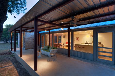 walkabout exterior contemporary patio by