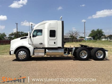 2015 kenworth price 2015 kenworth t880 for sale 108 used trucks from 62 200