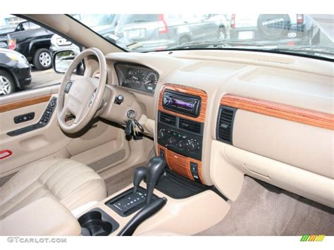1999 Jeep Grand Limited Interior Camel Interior 1999 Jeep Grand Limited 4x4 Photo