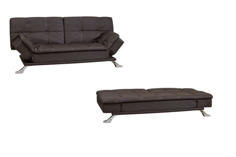 Leather Futon Sofa Bed Costco by 1000 Ideas About Black Leather Sofa Bed On