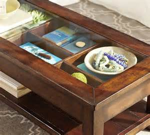 display coffee table pottery barn 25 best images about coffee table on shadow