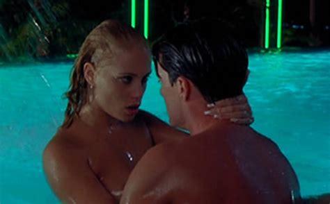 film on hot tub water showgirls