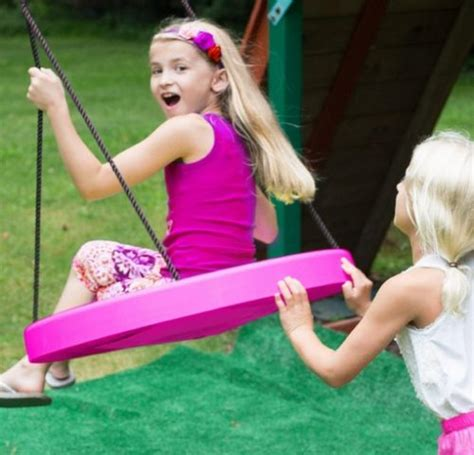 sit and swing tire swing