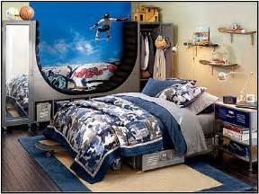 Bedroom Ideas For Teenagers Boys Boys Sports Theme Bedrooms Room Design Ideas