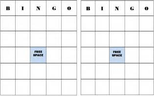 Human Bingo Template by 9 Best Images Of Printable Human Bingo Templates Human
