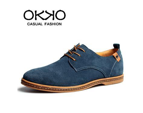 Sepatu Casual Pria Country Boots Original Handmade Size 39 43 3 okko nubuck leather s business casual suede fashion