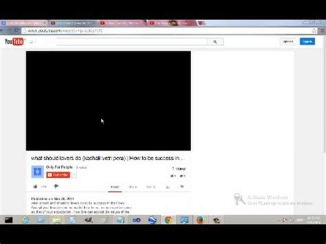 black youtube firefox youtube video not playing on google chrome browser but