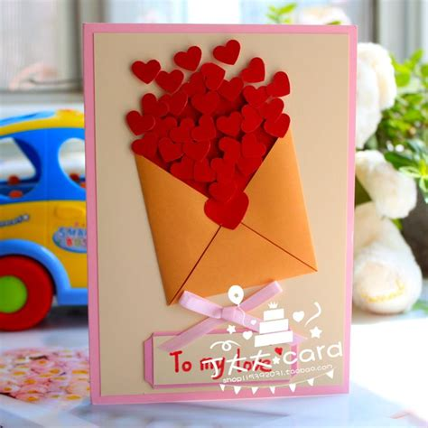 Handmade Birthday Gifts For - 17 best ideas about handmade teachers day cards on