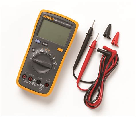 Multitester Termurah jual digital multimeter fluke 15b untuk mengukur ac dc dasar listrik tokojakarta