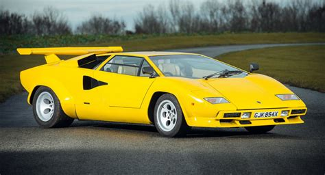Uk Lamborghini 1981 Lamborghini Countach 400s For Sale In Uk