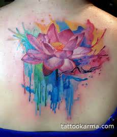 Watercolour Lotus 1000 Images About Watercolour Tattoos On