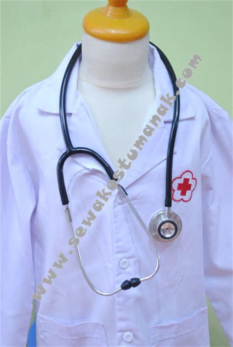 Kostum Anak Profesi Dokter kostum profesi dokter baju profesi dokter sewa kostum anak di jakarta tangerang bekasi depok