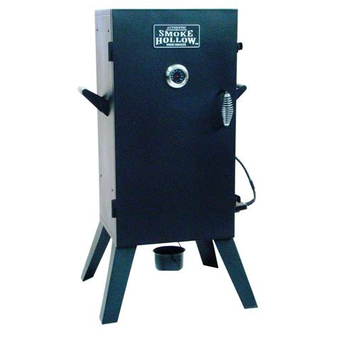 smoke hollow 30 in vertical electric smoker 30162e the
