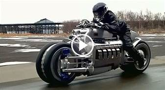 Dodge Bike Top Speed The Dodge Tomahawk 2003 Is The Fastest Non Rocket