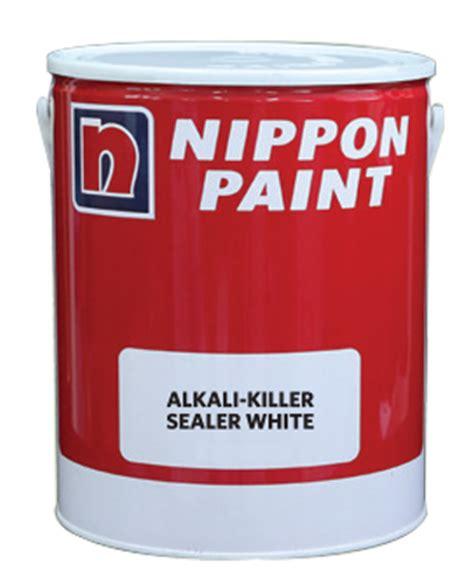 Cat Dasar Boujintex Sealer nippon paint indonesia the coatings expert sealer cat